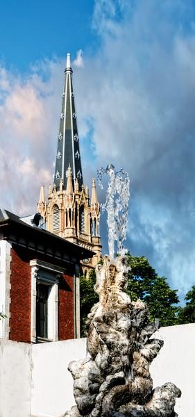 Tigre - Church & Fountain-1