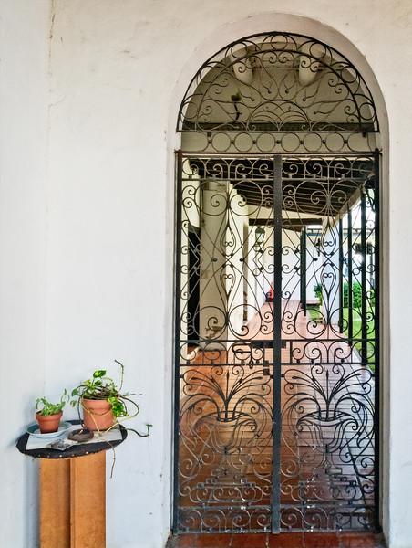 Tigre - Gated Doorway-1