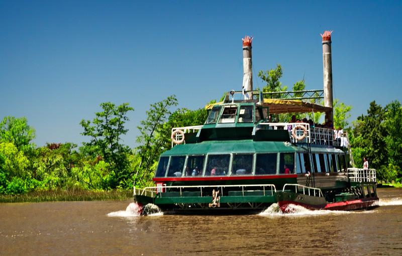 Tigre -  Sightseeing Boat-1
