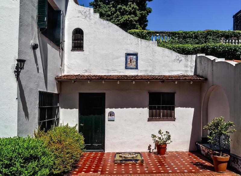 Quinta Los Ombúes - Patio Andaluz-1