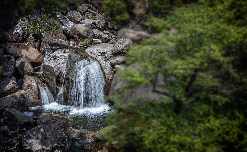 Small Waterfall-