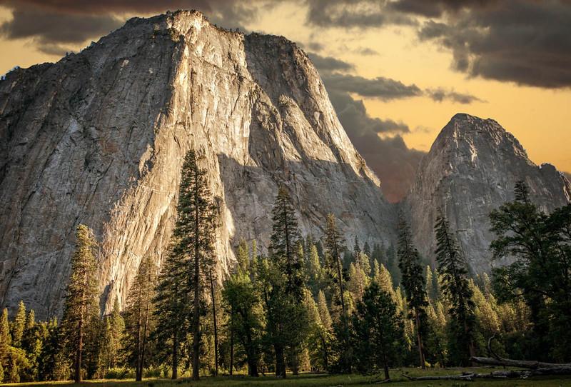 Yosemite - El Capitan-