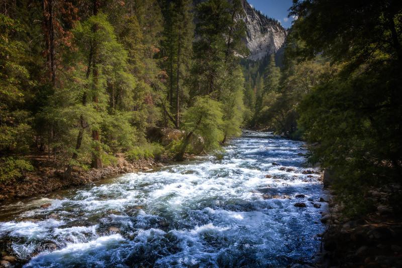 Yosemite - River-