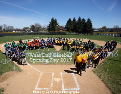 The League Opening Day