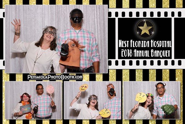 West Florida Hospital Annual Banquet 10-5-2018
