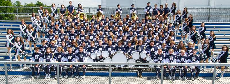 WGHS Marching Band