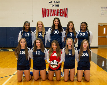WGHS Volleyball 9th Grade