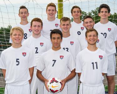 WGHS Boys Soccer Seniors
