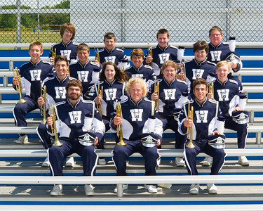 WGHS Band Trumpets
