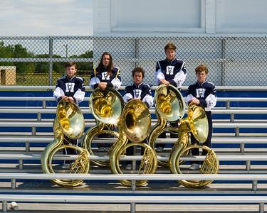 WGHS Band Tuba
