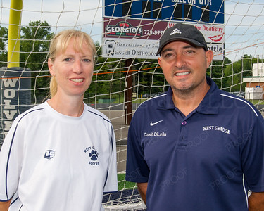 WGHS Girls Soccer Coaches