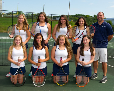 WGHS Girls Tennis JV