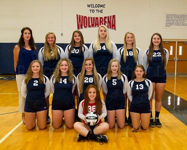 WGHS Volleyball JV