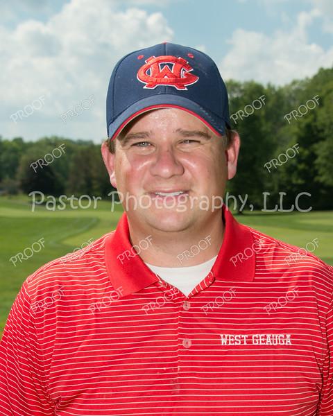 WGHS Varsity Golf Coach