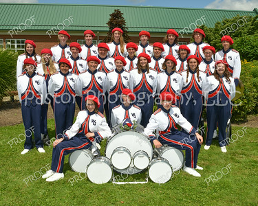 WGHS Percussion Section