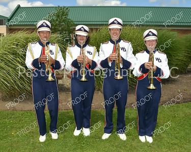 WGHS Trumpet Seniors