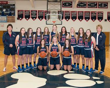 Basketball Girls Varsity