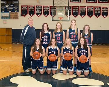 Basketball Girls JV