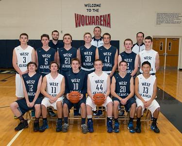 Basketball Boys Varsity