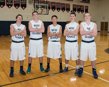 Basketball Boys Seniors