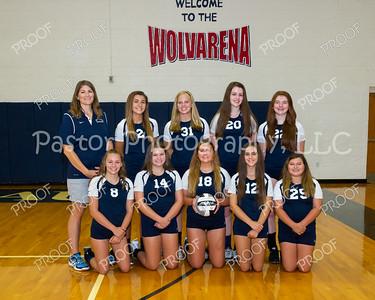 Volleyball Freshmen