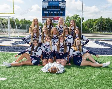 Cheer JV Team