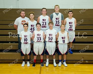 Boys BB 9th Grade
