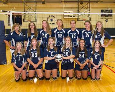 Volleyball 8th Grade
