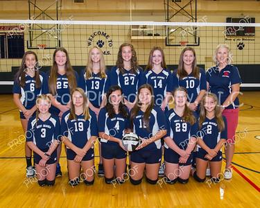 Volleyball 7th Grade