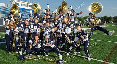 WGHS Marching Band Low Brass Fun