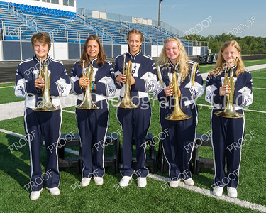 WGHS Marching Band Mellophone