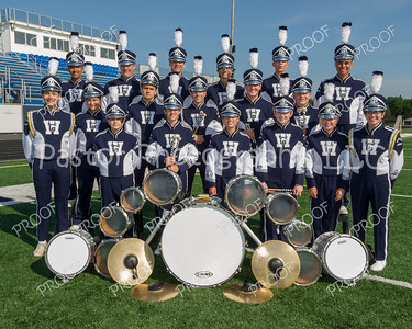 WGHS Marching Band Percussion