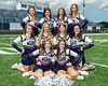 Cheerleaders JV