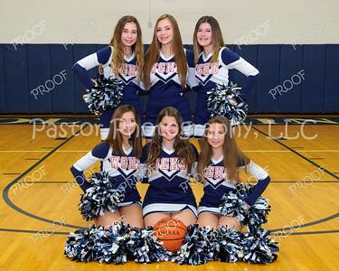 WGHS BBB Cheer 9th Grade