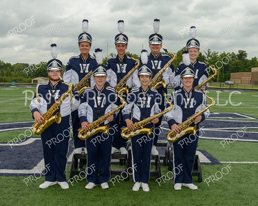 Marching Band  - Tenor Sax