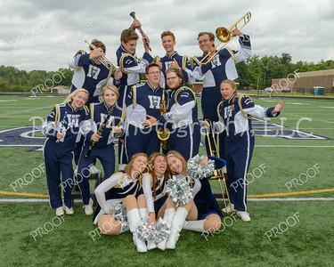 Marching Band - Band Council Fun