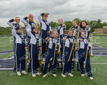 Marching Band  - Trombones Fun