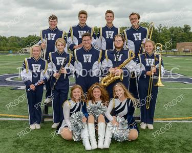 Marching Band - Band Council