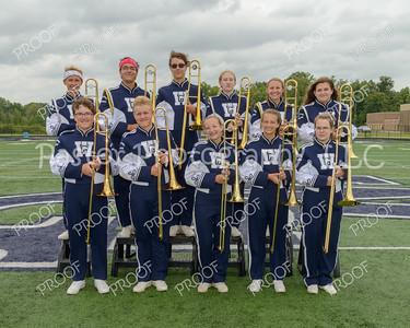 Marching Band  - Trombones