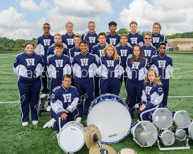 Marching Band - Percussion