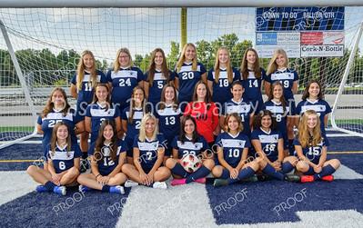 Girls Soccer Varsity