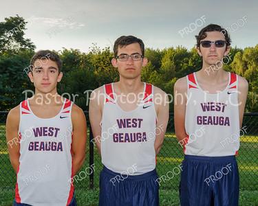 Boys XC Seniors