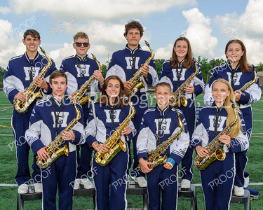 Marching Band - Alto Sax