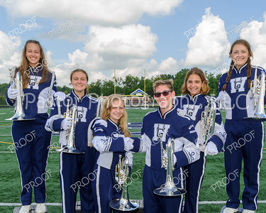 Marching Band - Mellophones Fun