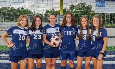 Girls Soccer Multiples 1