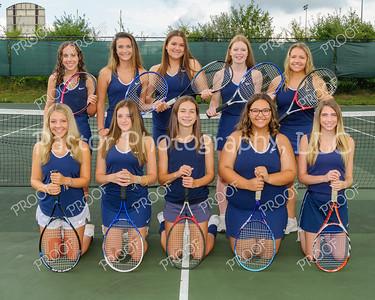 Tennis Varsity
