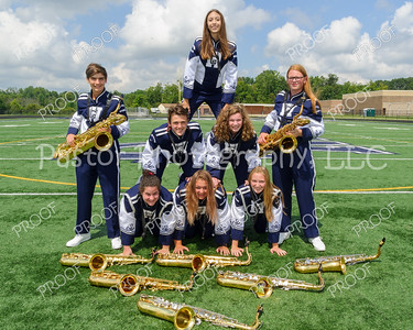 Marching Band - Tenor Bari Sax