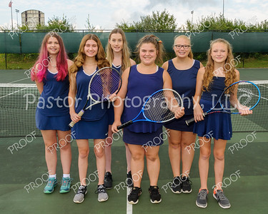 Tennis JV