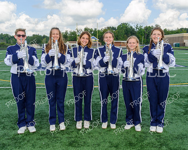 Marching Band - Mellophones