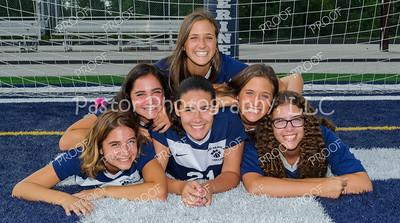 Girls Soccer Multiples 2
